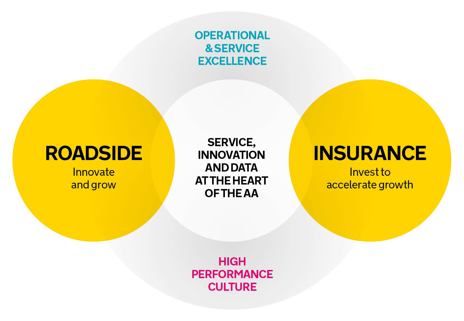 We are putting services, innovation and data at the heart of the AA